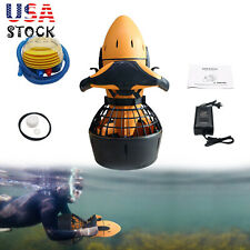 Diving Sea Scooter 300W Waterproof Electric Dual Speed 6km/h without Battery -Us