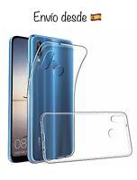 Funda Silicona Transparente Huawei P20 Lite - Gel - Ultrafina - Silicone Clear