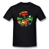 Men's Big Trouble in Little China Movie T Shirt Black