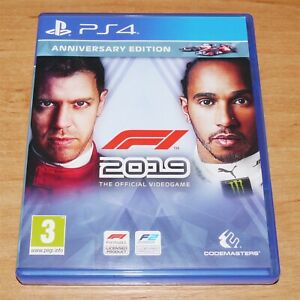 F1 2019 Formula 1 One Game for Sony PS4 Playstation 4