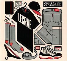 Church Clothes, Vol. 2 [Digipak] - Lecrae (CD, 2014, Reach) - FREE SHIPPING