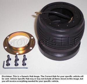 Nardi Steering Wheel Hub Adapter Kit - Multiple Vehicles - Ford