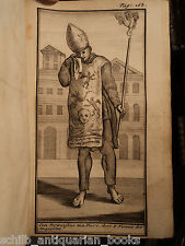 1697 Portuguese Inquisition of GOA India Torture Heretics Muslims DUTCH Dellon