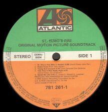 St. Elmo's Fire - Original Motion Picture Soundtrack - Atlantic