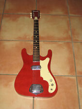 Vintage Original Rare 1962 Silvertone Electric Guitar !!   Mint !!!   Model 1410