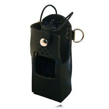 Boston Leather Firemans Kenwood Radio Holderholster Black 5471rc 1
