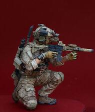 DEVGRU operator #2. 120mm scale 1/16