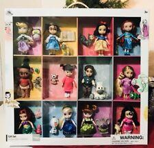 Disney Parks Animators  Collection Mini Doll Gift Set Ariel Moana Snow White Boo