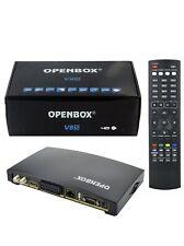 OPENBOX V8S Satellite Receiver - Brand New & Sealed