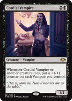 Cordial Vampire x4 Magic the Gathering 4x Modern Horizons mtg card lot