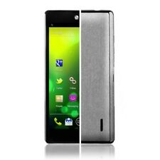 Skinomi Brushed Aluminum Cover+Screen Protector for AT&T LG Optimus G E970