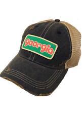 Judith March Peachy Georgia Hat - Navy d013a9a4be7f