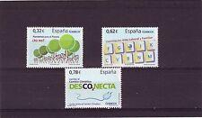 SPAIN - SG4422-4424 MNH 2009 CIVIC VALUES