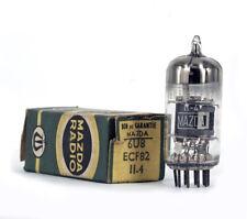 6U8/ECF82 MAZDA NOS FRANCE Tube Röhre Valvola Lampe TSF Valvula 진공관 真空管