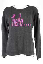 CLEMENTS RIBEIRO Pullover Gr. XL / 42 Wolle Pulli Strick Sweater Jumper