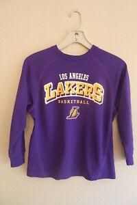 Lakers NBA Medium 8/10 Long Sleeves shirt