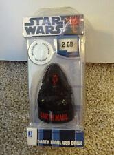 {NEW} Star Wars - 2GB USB Drive - Darth Maul - Toys R Us Exclusive