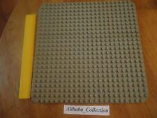 Lego Duplo Great Plate Base 38 cm 38 cm No Kgs Bulk Bundle Grey
