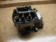 1982 Honda GL500 GL 500 Silverwing 82 Engine Left Cylinder Head Valves Top End