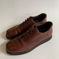 To Boot New York Mens Shoe Adam Derrick  Lace Up Comfort Dress Size 11