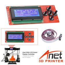 Anet2004 3D Printer LCD Screen Control Module RAMPS 1.4Mega Pololu Shield Reprap
