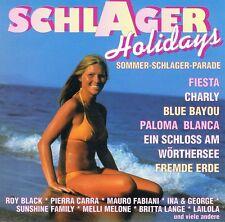 Schlager Holidays - CD NEU --- Sunshine Family - Ein Schloss am Wörthersee