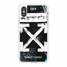 OFF WHITE Galaxy for iPhone 5 6 7 8 X XR XS MAX samsung cover case