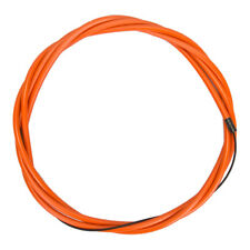 Black Ops Cable Brake Kit BMX mtb front or rear ORANGE Stainless