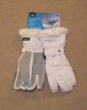 NEW TRESPASS  GEM  LADIES  SKI  GLOVES   (X/LARGE)