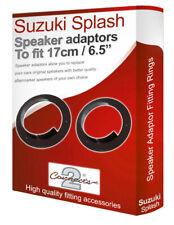 cable adaptador para suzuki sx4 altavoz frontal atrás Anillos de altavoces 165 mm