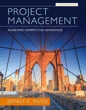 Ebook Project Management: Achieving Competitive Advantage (4th Edition)