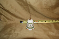 Gorham white bell green design-made exclusively for the Danbury Mint