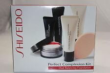 Shiseido Perfect Complexion 6-Piece Kit Medium