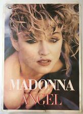 Madonna   Angel  Original 1980s UK Poster
