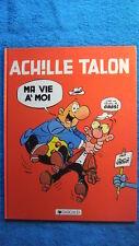 ACHILLE TALON T. 21 : MA VIE A MOI - REED. - GREG - DARGAUD