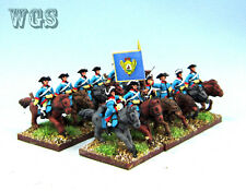15MM WGS Seven Years War SYW Painted Russia Dragoons RB11