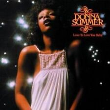 Donna Summer - Love To Love You Baby (NEW CD)