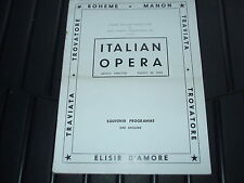 1950s Opera Collectables