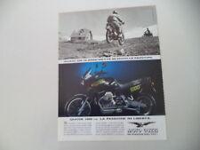 advertising Pubblicità 1992 MOTO GUZZI QUOTA 1000