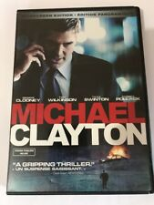 Michael Clayton (DVD, 2007 Canadian)  Widescreen  George Clooney Sydney Pollack