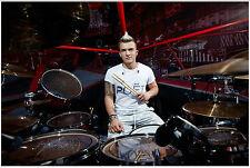 One Direction Gifts - Josh Devine Signature Drum Sticks - Exclusive Memorabilia