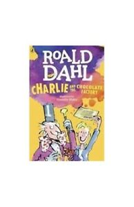 Charlie and the Chocolate Factory by Dahl, Roald Book The Cheap Fast Free Post