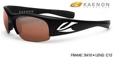 NEW KAENON SUNGLASSES HARD KORE JM10 MATTE BLACK COPPER 12