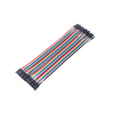 40Pcs 20cm Good Male to Female Dupont Wire Jumper Cable for Arduino Breadboard
