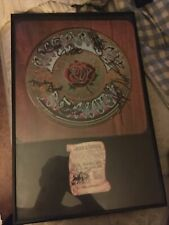 greatful dead american beauty lp record signed by band