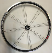 Ruota anteriore bici corsa Campagnolo Vento G3 road bike front wheel 24 fori h