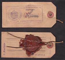 Austria Empire Bank Seal
