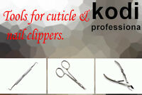 Kodi Professional Manicure Tools for cuticle and nail clippers. ORIGINAL!!!