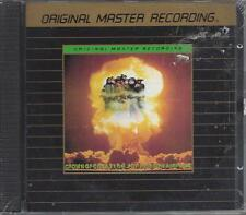 "JEFFERSON AIRPLANE "" CROWN OF CREATION "" 24K GOLD CD SEALED  MFSL-UDCD-523"