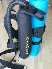 Oxycheq 18# Mach V, Scuba Wing, Full Harness, Ballistic Backplate. Excellent